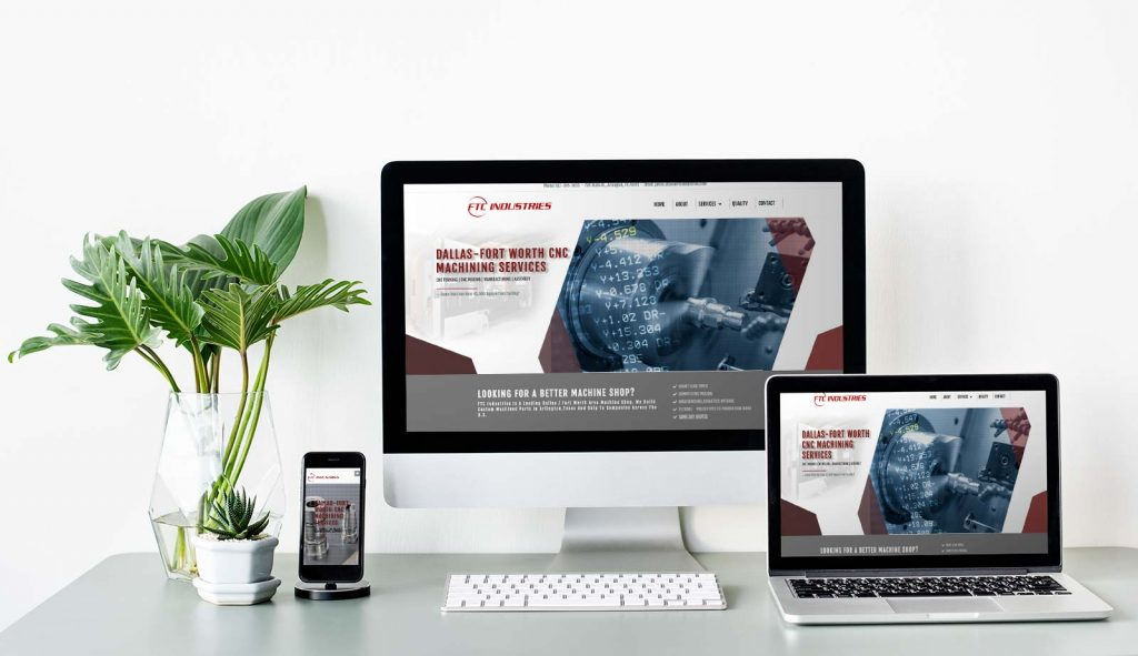 Custom manufacturing websites