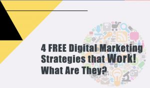 Free Digital Marketing Strategies