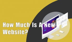 How much do websites cost