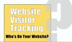 Website visitor tracking software